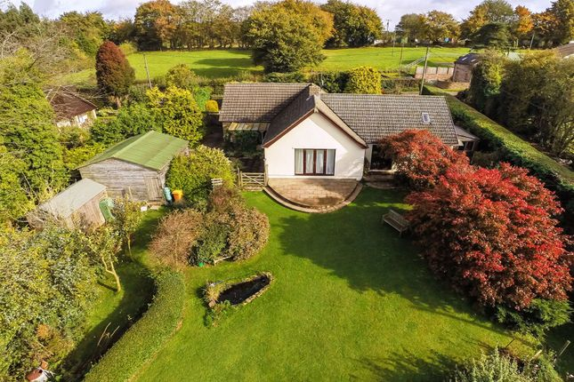 Thumbnail Detached bungalow for sale in Welsh Newton Common, Monmouth