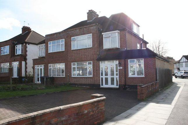 Thumbnail Semi-detached house for sale in Hale Lane, Edgware