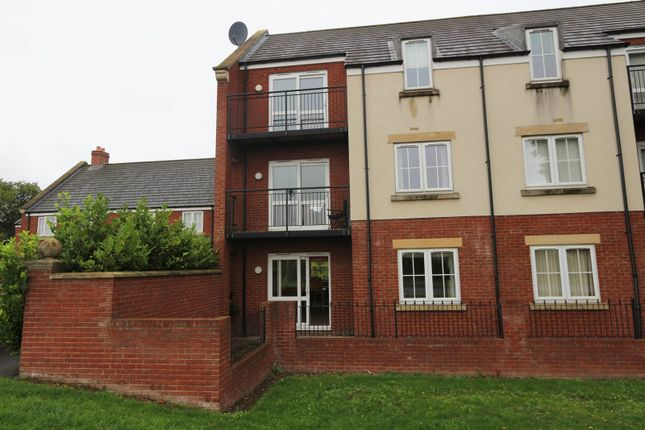 Thumbnail Flat to rent in Turner Square, Stobhill, Morpeth