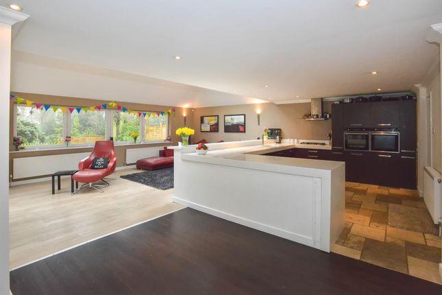 Thumbnail Detached house for sale in Silverbirches Lane, Aspley Heath, Woburn Sands