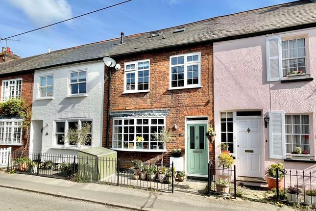 Thumbnail Terraced house for sale in Station Road, Claygate, Esher
