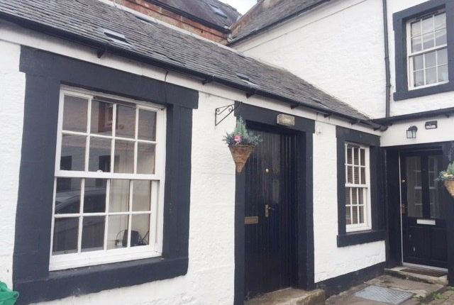 Thumbnail Semi-detached house to rent in High Street, Strathmiglo, Cupar