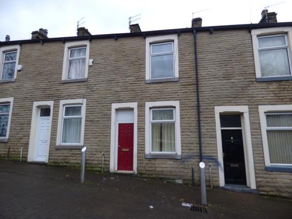 Front of Hudson Street, Burnley, Lancashire BB11