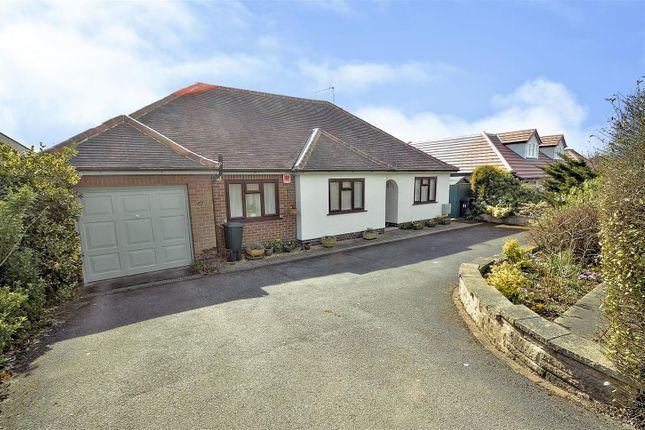 Thumbnail Detached bungalow for sale in Cleve Avenue, Toton, Beeston, Nottingham
