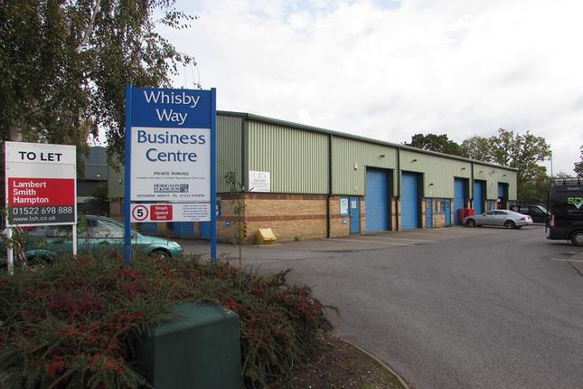 Thumbnail Light industrial to let in Unit 12, Whisby Way Business Centre, Lincoln, Lincolnshire