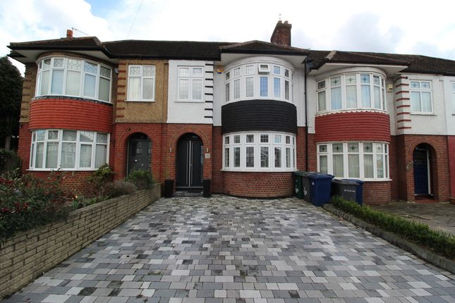 Thumbnail Terraced house for sale in Chase Way, London