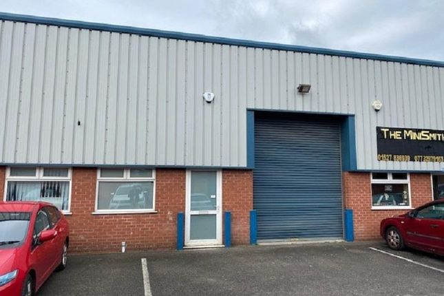 Thumbnail Light industrial for sale in Unit 2, Metal And Ores Industrial Estate, Hanbury Road, Stoke Prior, Bromsgrove, Worcestershire