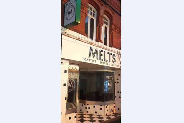Thumbnail Restaurant/cafe for sale in Burscough Street, Ormskirk