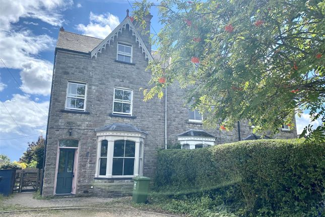 Thumbnail End terrace house for sale in Gloucester Road, Tutshill, Chepstow