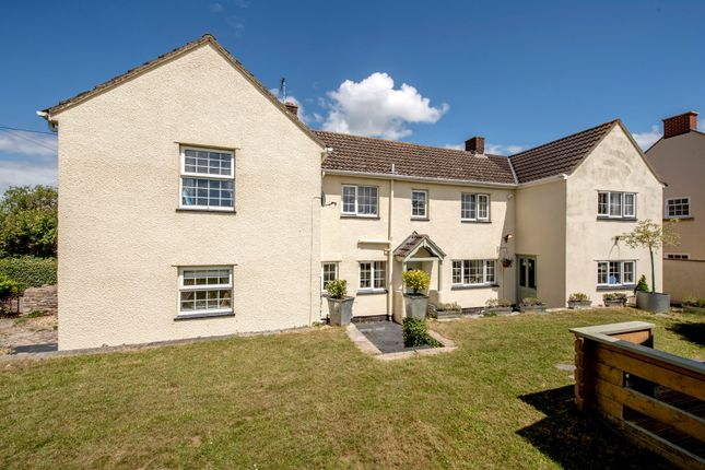 Thumbnail Detached house for sale in Knapp Lane, North Curry, Taunton