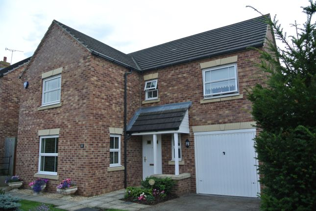 Thumbnail Detached house to rent in Sandwath Drive, Church Fenton, Tadcaster