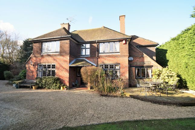 Thumbnail Detached house for sale in Cobbetts Lane, Yateley