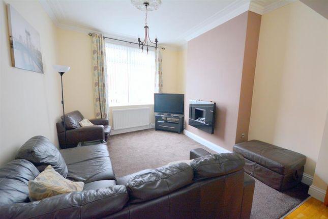 Living Room of Fleet Street, Bishop Auckland DL14