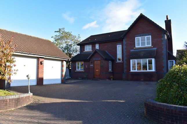 Thumbnail Detached house for sale in Woodside Road, Coalpit Heath, Bristol