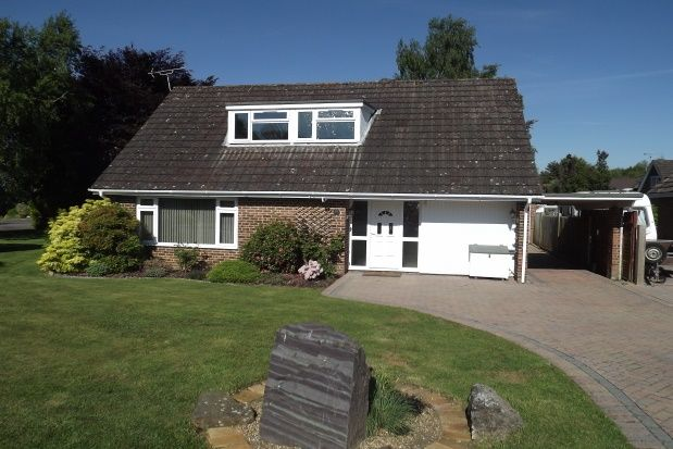 Thumbnail Property to rent in Beech Grange, Landford, Salisbury