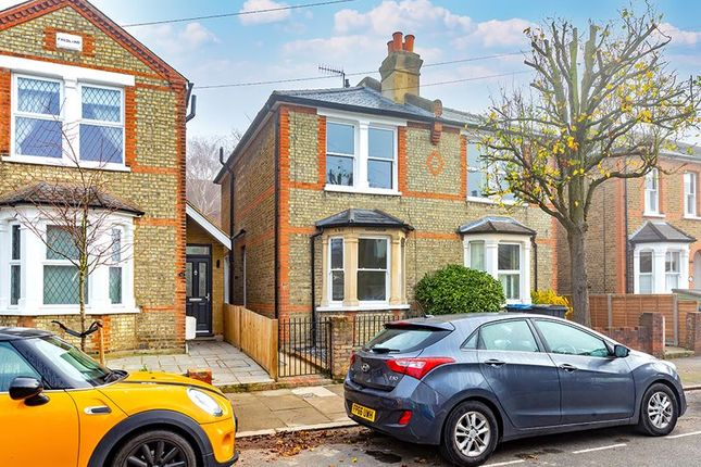 3 bed semi-detached house to rent in St. Georges Road, Kingston Upon Thames KT2