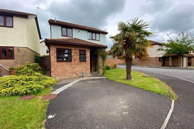 Thumbnail Detached house for sale in 8 Woodstock Gardens, Pencoed, Bridgend