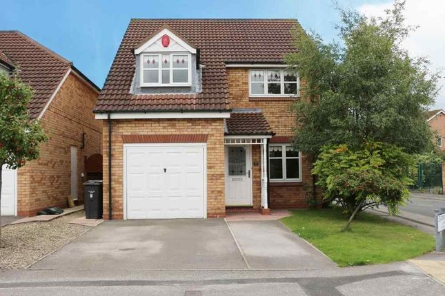 Thumbnail Detached house to rent in Whistler Close, Copmanthorpe, York