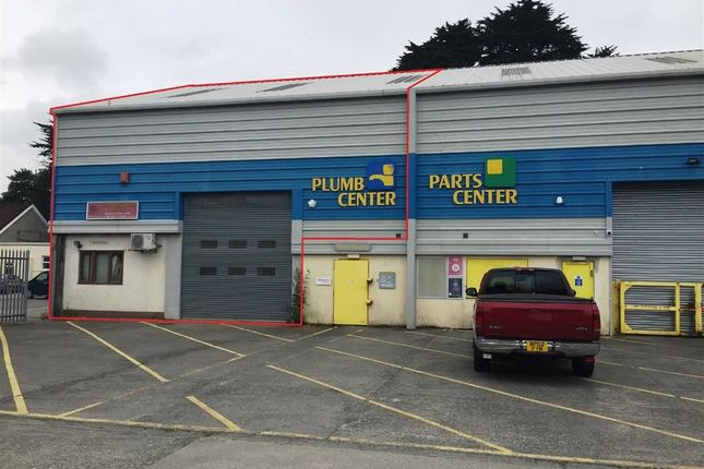 Thumbnail Light industrial to let in Unit 1, St Austell Bay Business Park, St Austell
