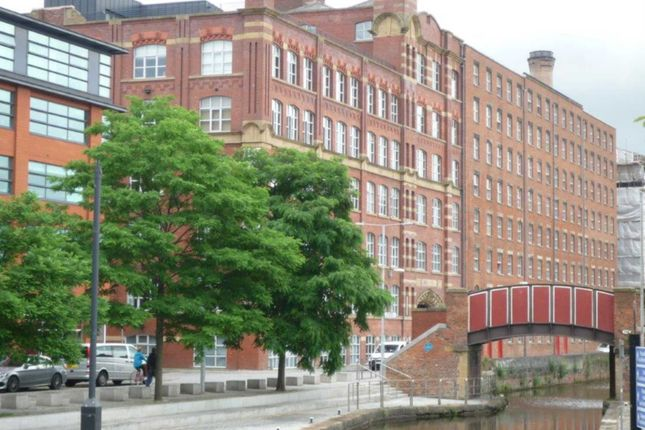 1 bed flat to rent in Kennedy Buildings, Royal Mills, 6 Murray Street, Manchester