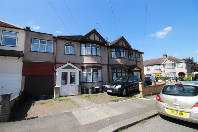 Thumbnail Semi-detached house to rent in Mayesford Road, Chadwell Heath, Romford
