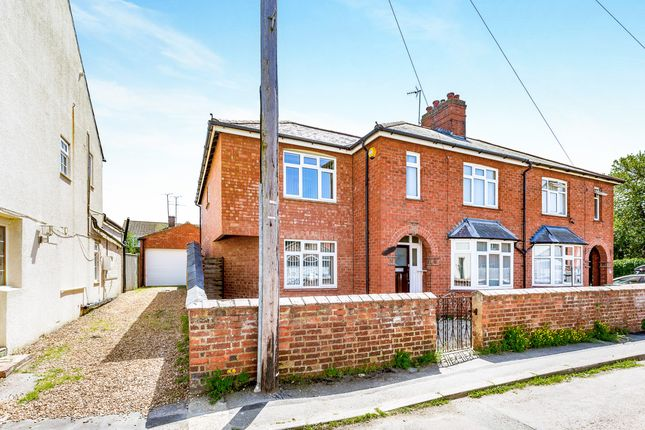 Thumbnail Semi-detached house to rent in Park Road, Stony Stratford, Milton Keynes
