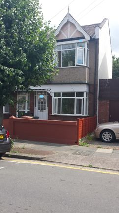 Thumbnail End terrace house to rent in Sheringham Avenue, Manor Park
