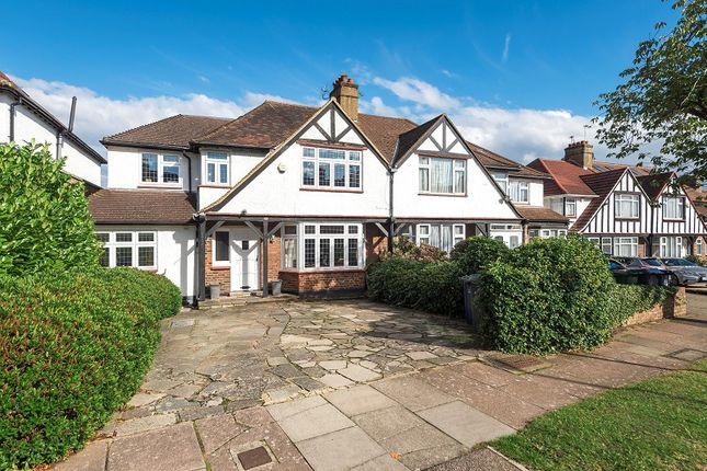 Thumbnail Semi-detached house for sale in Hillside Gardens, Edgware, Greater London.