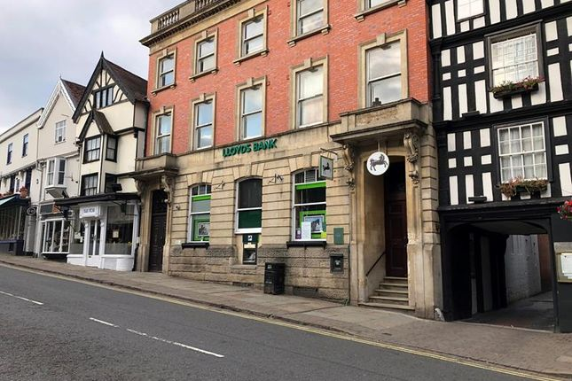 Thumbnail Commercial property for sale in Freehold For Sale, High Street, Ledbury, Herefordshire