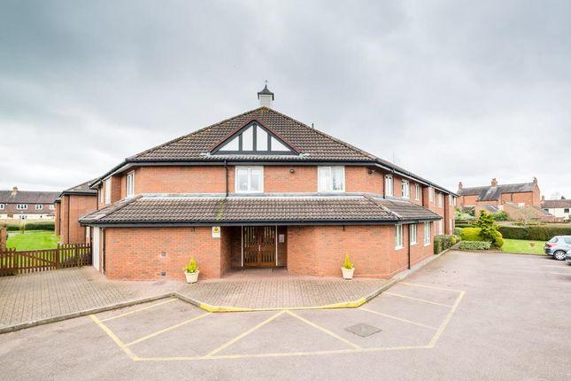 Thumbnail Flat for sale in High Street, Albrighton, Wolverhampton