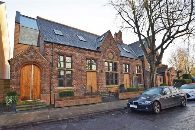 Thumbnail Terraced house for sale in St Clements Old School, Chorlton Green, Manchester