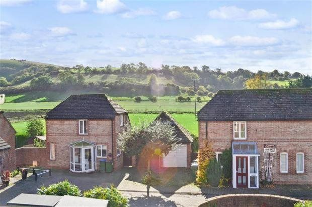 Thumbnail End terrace house to rent in East Street, Amberley, Arundel