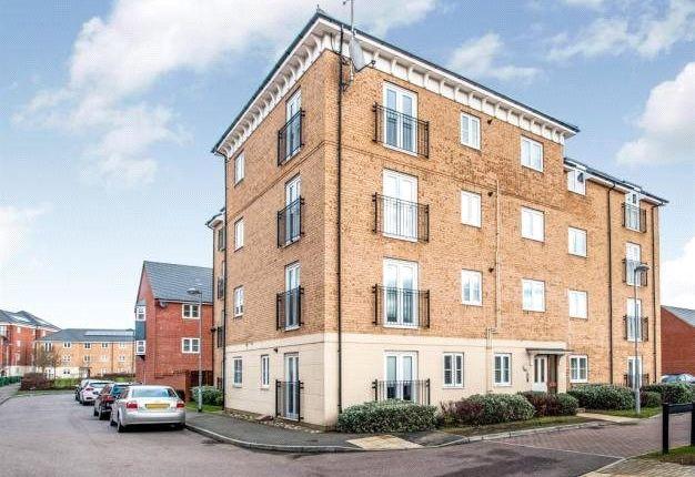 Thumbnail Flat to rent in Ward Road, Watford