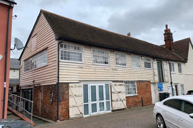 Thumbnail Office for sale in 109 High Street, Braintree, Essex