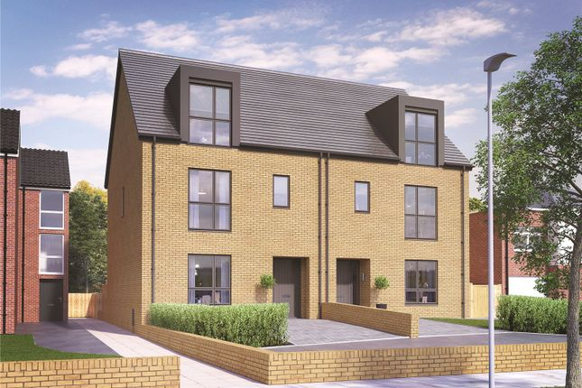 Thumbnail Semi-detached house for sale in Petts Hill, Northolt, Middlesex