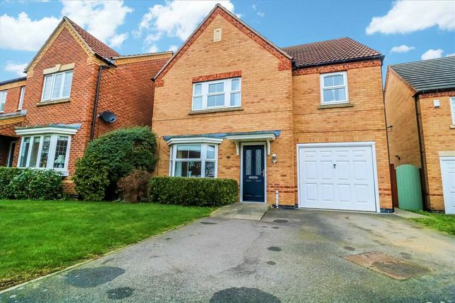 4 bed detached house for sale in Franklin Way, Cherry Willingham, Cherry Willingham, Cherry Willingham LN3