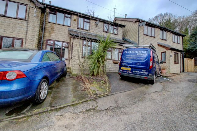 Thumbnail Semi-detached house for sale in Park Terrace, Mossley, Ashton-Under-Lyne