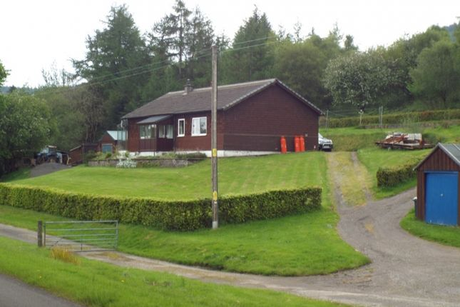 Thumbnail Detached house for sale in The Ridge, Barmore Road, Tarbert