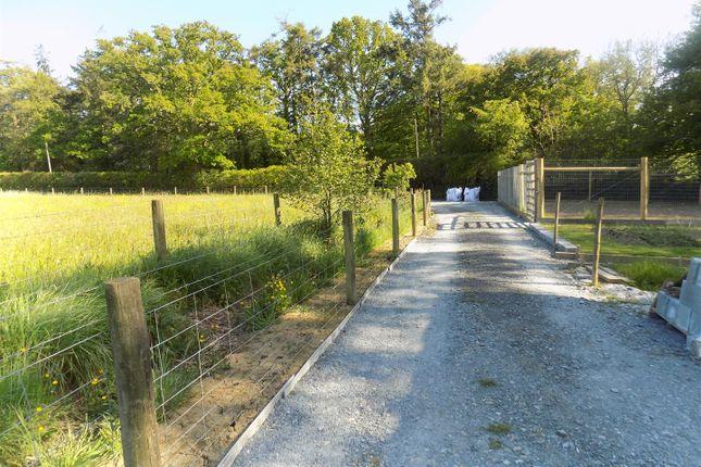 Driveway of Jacobstowe, Okehampton EX20