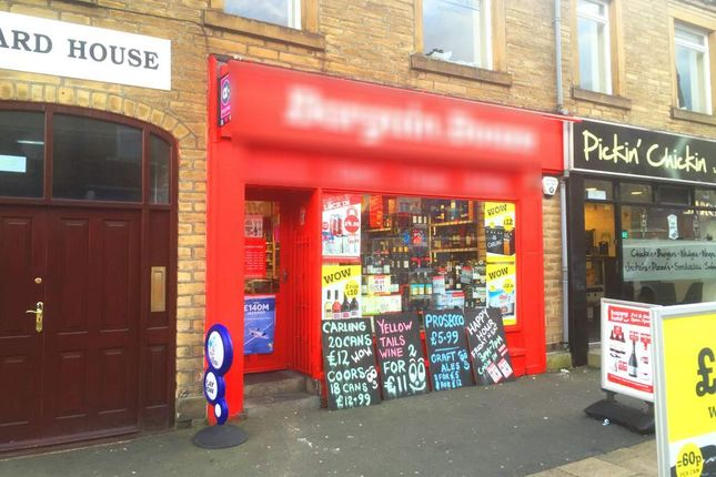 Commercial property for sale in Halifax HX1, UK