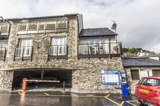 Thumbnail Flat for sale in Kings Arms Croft, Kendal