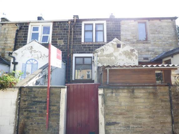 Rear External of King Street Terrace, Brierfield, Nelson, Lancashire BB9
