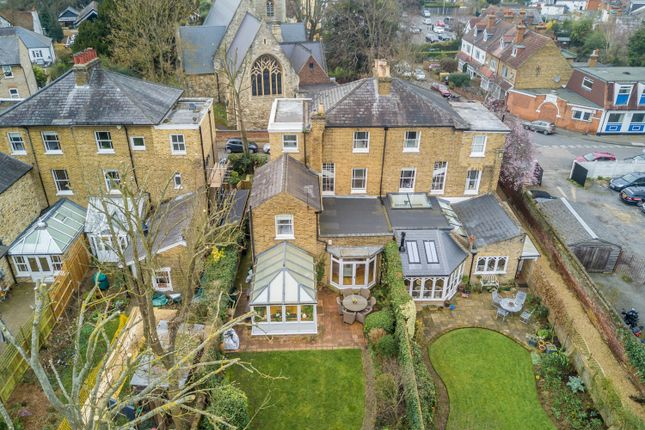 Thumbnail Semi-detached house to rent in Matham Road, East Molesey