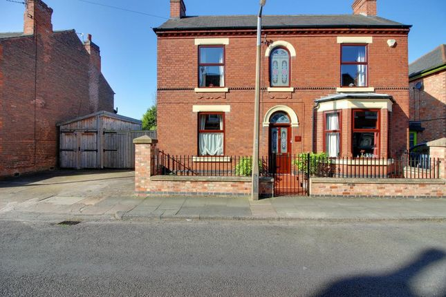 Thumbnail Detached house for sale in Harrington Street, Long Eaton, Nottingham