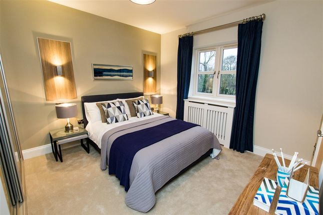 Thumbnail Detached house for sale in Plot 7, Saint Germaine Way, Scothern, Lincoln