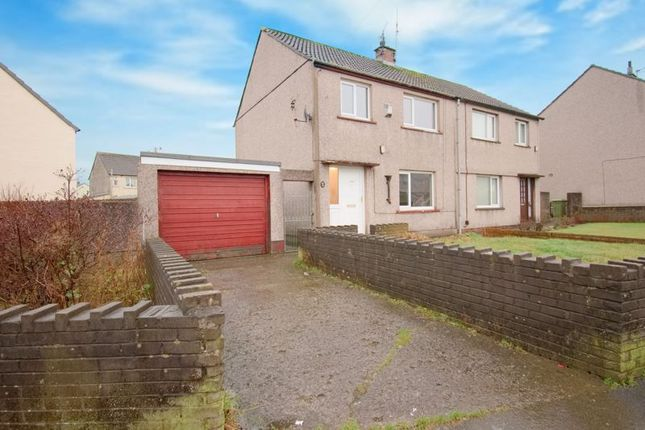 3 bed semi-detached house for sale in Edinburgh Avenue, Workington CA14