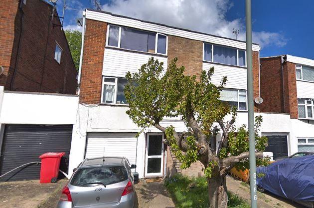 Thumbnail Town house for sale in Borkwood Park, Farnborough, Orpington