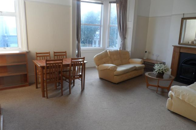 Thumbnail Flat to rent in St. Andrews Road, Southsea