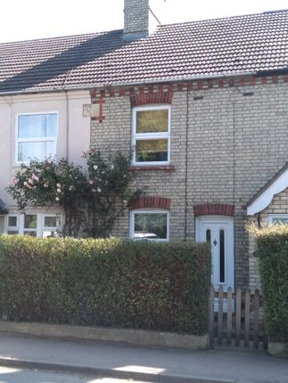 Thumbnail Terraced house for sale in High Street, Arlesey