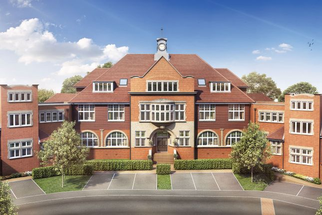 "Flat for sale in ""The Crest Collection - First Floor 3 Bed"" at Old Bisley Road, Frimley, Surrey, Frimley"